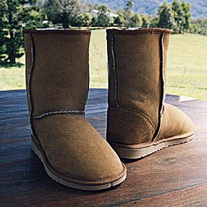 Adult Surf Ugg Boots - £48.95. Height approx 24cm.
